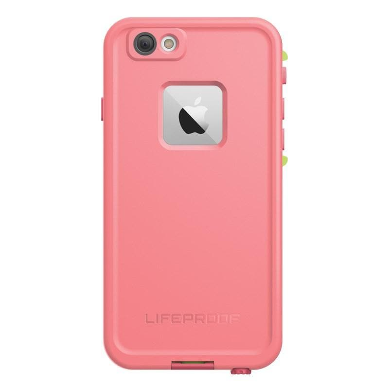 LifeProof Fre Case for iPhone 6iPhone 6S - Sunset Pink back