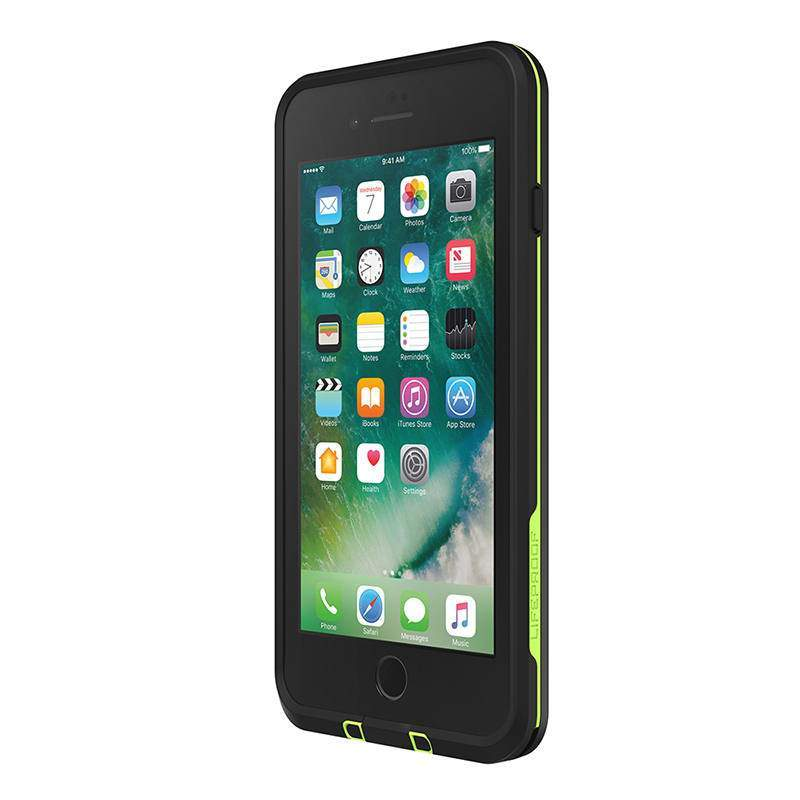 Lifeproof Fre Case for iPhone 78 Plus - BlackLime Apple devices
