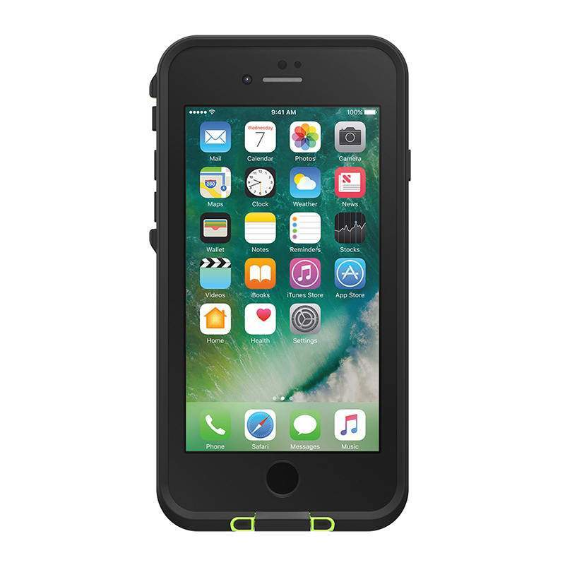 Lifeproof Fre Case for iPhone 78SE 2020 - BlackLime Apple