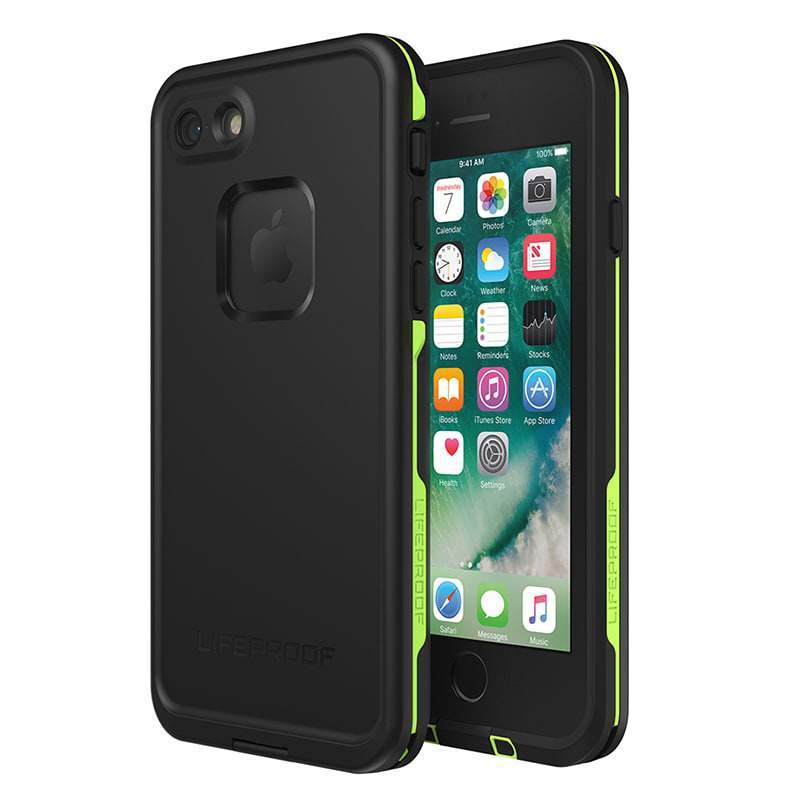 Lifeproof Fre Case for iPhone 78SE 2020 - BlackLime protection