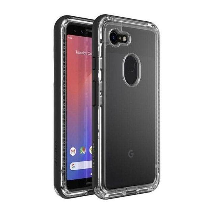 Lifeproof Next Case for Google Pixel 3 - Black Crystal