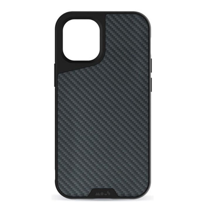 Mous Limitless 3.0 Aramid Fibre Case for iPhone 12 Pro Max - Black