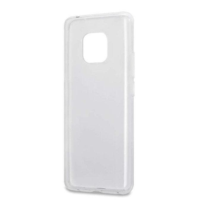 Matte Jelly Case for Mate 20 - Clear Huawei