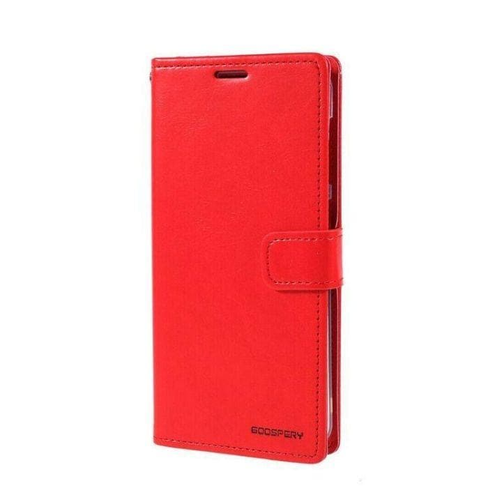 Mercury Blue Moon Diary Case for Samsung Galaxy S10e - Red