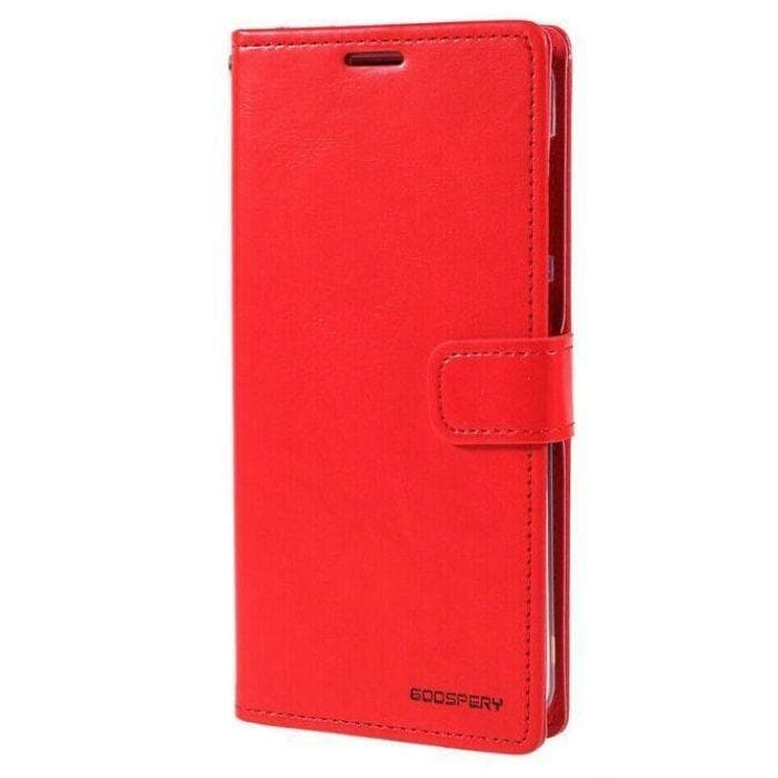 Mercury Blue Moon Diary Case for Samsung Galaxy S20 - Red