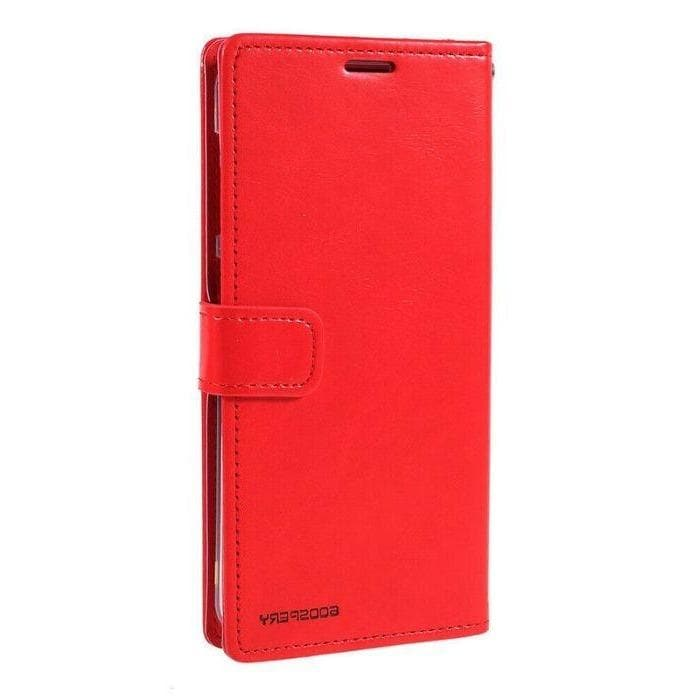 Mercury Blue Moon Diary Case for Samsung Galaxy S20 Ultra - Red android