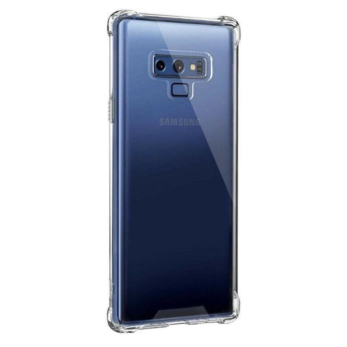 Mercury Clear Jelly Case for Samsung Galaxy Note9 Android
