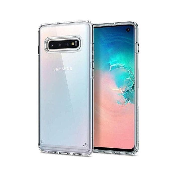 Mercury Clear Jelly Case for Samsung Galaxy S10 Plus