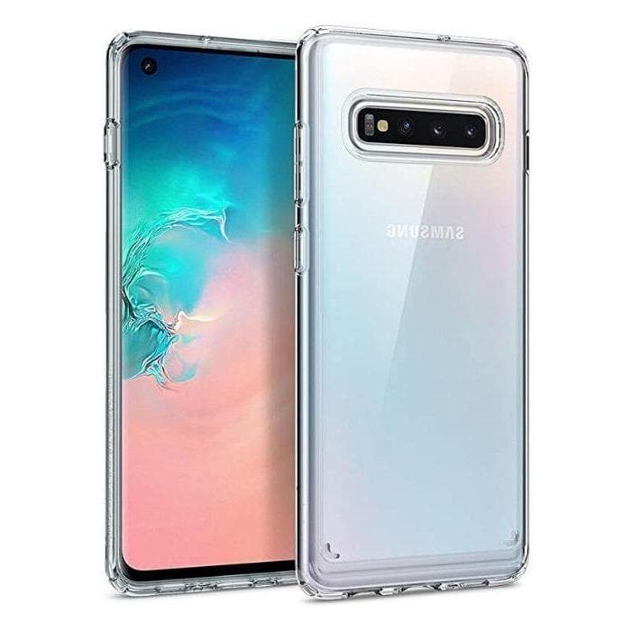Mercury Clear Jelly Case for Samsung Galaxy S10