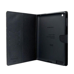 Mercury Fancy Diary iPad Pro 12.9 (2018) Black protector