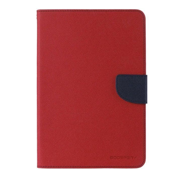 Mercury Fancy Diary Case for iPad 234 - Red