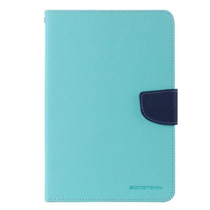 Mercury Fancy Diary Case for iPad 9.7 - Mint