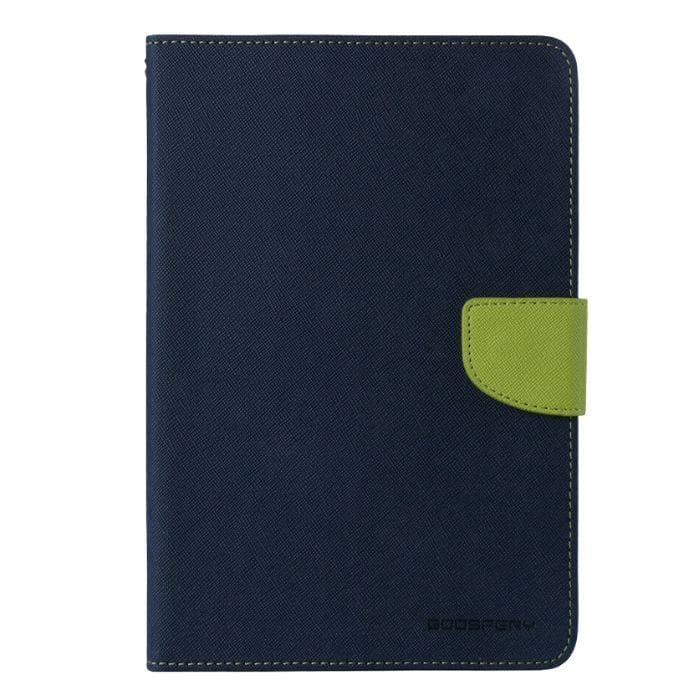Mercury Fancy Diary Case for iPad 9.7 & iPad Air 2 - Navy