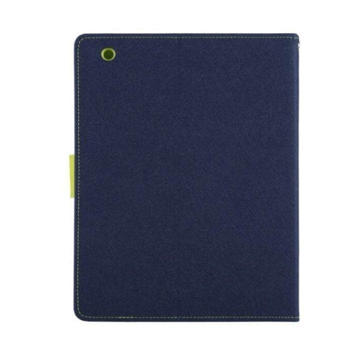 Mercury Fancy Diary Case for iPad Mini 2 - Navy back