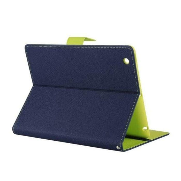 Mercury Fancy Diary Case for iPad Mini 4 - Navy Apple