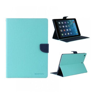 Mercury Fancy Diary Cases for iPad Mini 4 - Mint
