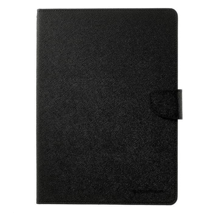Mercury Fancy Diary Case for iPad 2/3/4 - Black