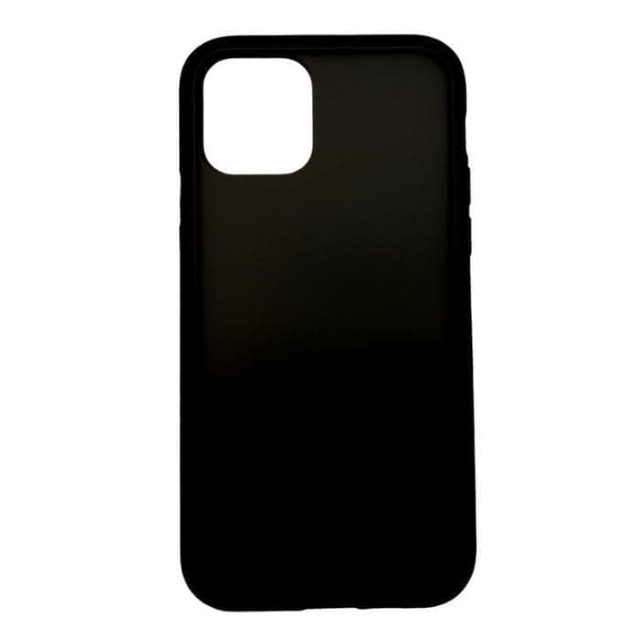 Mercury Peach Garden Bumper iPhone 11 Pro Max - Black