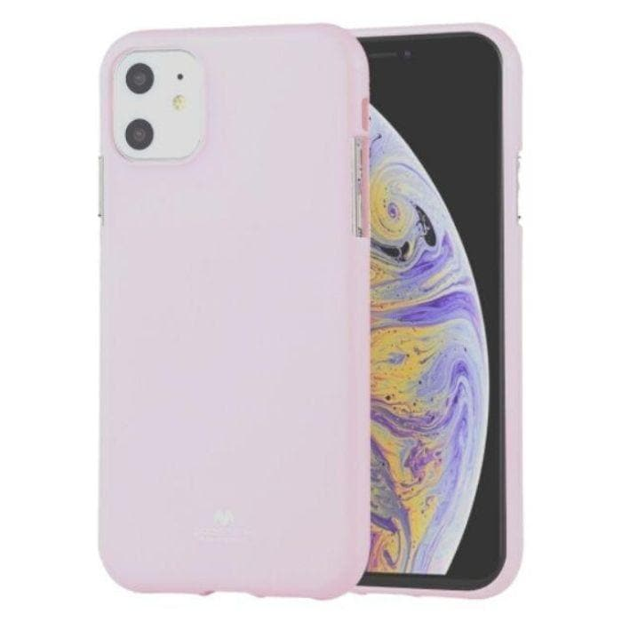 Mercury Silicone Case for iPhone 11 - Pink Sand