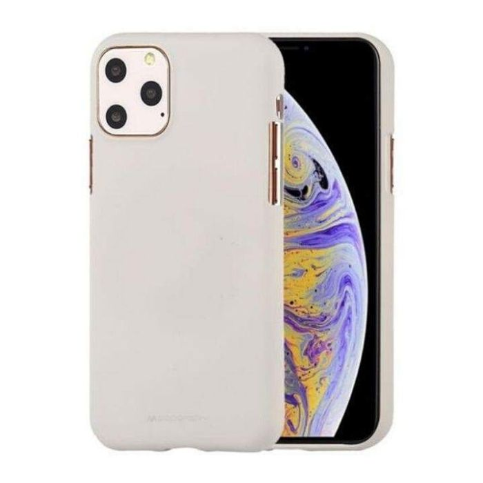 Mercury Silicone Case for iPhone 11 Pro - Stone