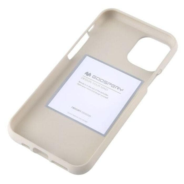 Mercury Silicone Case for iPhone 11 Pro - Stone inside