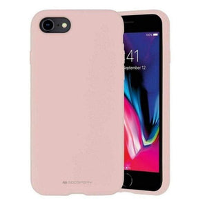 Mercury Silicone Case for iPhone 7/8 - Pink Sand