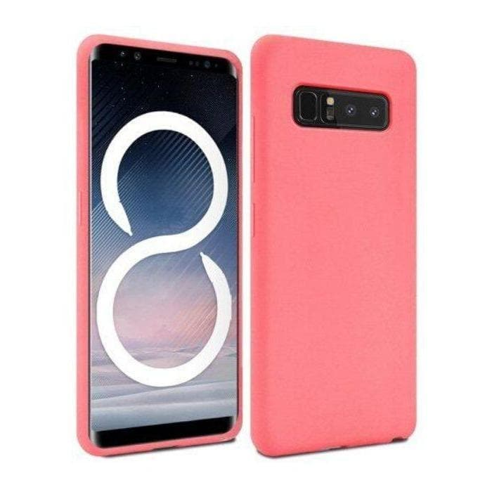 Mercury Soft Feeling Case for Samsung Galaxy Note 8 - Flamingo Android