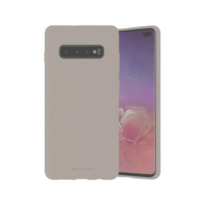 Mercury Soft Feeling Case for Samsung Galaxy S10 Plus - Rose Gold