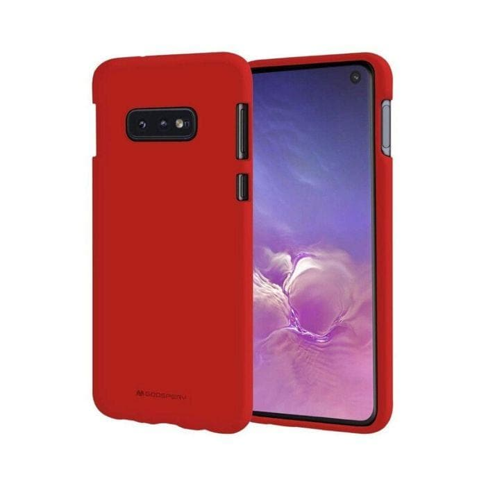 Mercury Soft Feeling Case for Samsung Galaxy S10e - Red