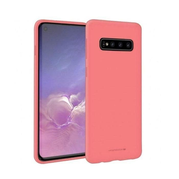Mercury Soft Feeling Case for Samsung Galaxy S10e - Pink