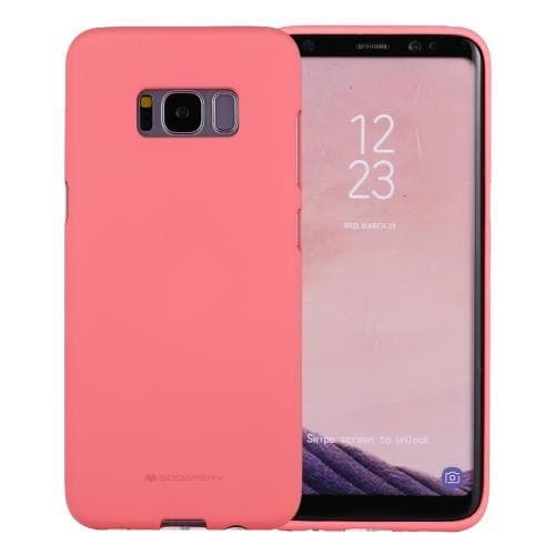 Mercury Soft Feeling Case for Samsung Galaxy S8 Plus - Flamingo