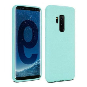 Mercury Soft Feeling Case for Samsung Galaxy S9 Plus - Mint