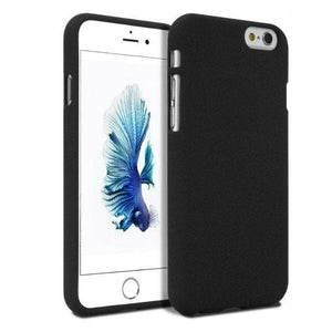 Mercury Soft Feeling Case for iPhone 66s Plus - Black Apple