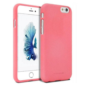 Mercury Soft Feeling Case for iPhone 66s Plus - Flamingo Apple