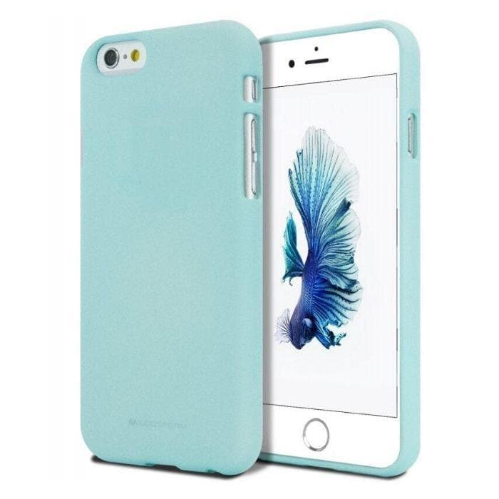 Mercury Soft Feeling Case for iPhone 66s Plus - Mint