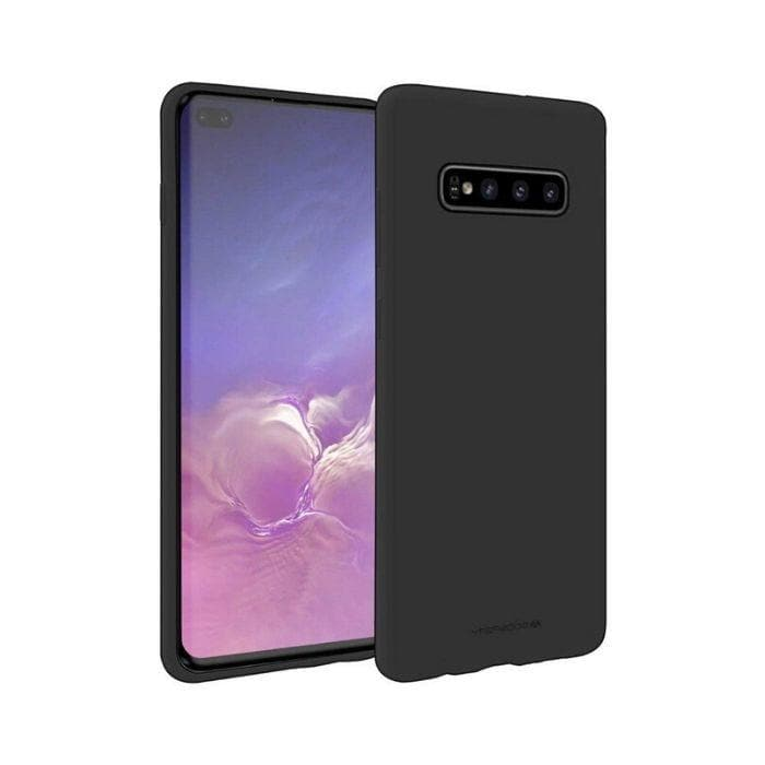 Mercury Soft Feeling for Samsung Galaxy S10 - Black Android