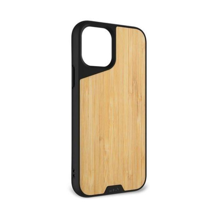 Mous Limitless 3.0 Case for iPhone 12 Pro Max - Bamboo