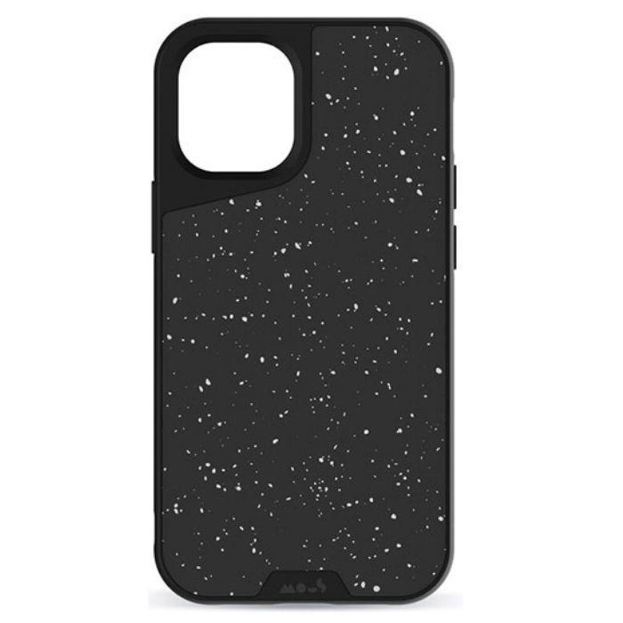 Mous Limitless 3.0 Speckled Case for iPhone 12 Pro Max - Black