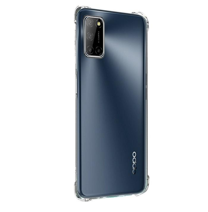 Soft Case for Oppo A72-Clear