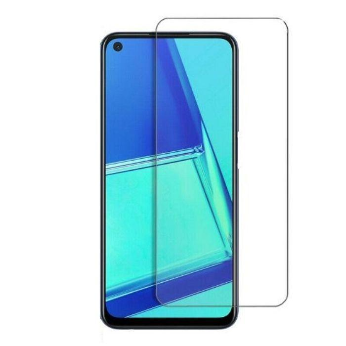 Tempered Glass Screen Guard for Oppo A72 - Clear