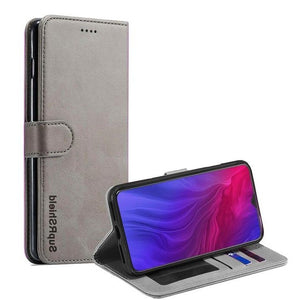 Wallet Case for AX7 - Grey