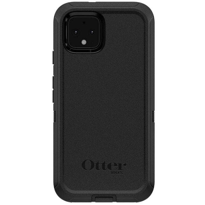OtterBox Defender Case For Google Pixel 4 - Black back