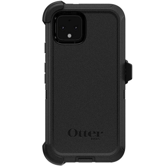 OtterBox Defender Case For Google Pixel 4 - Blackback