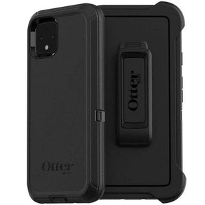 OtterBox Defender Case For Google Pixel 4 - Black protectors