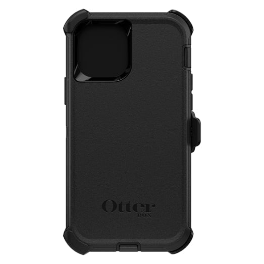 OtterBox Defender Series Case For iPhone 1212 Pro - Black Apple