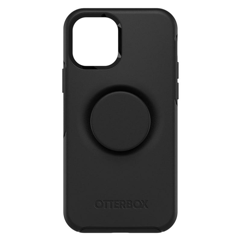 OtterBox Otter+Pop Symmetry Case For iPhone 12 Pro Max - Black