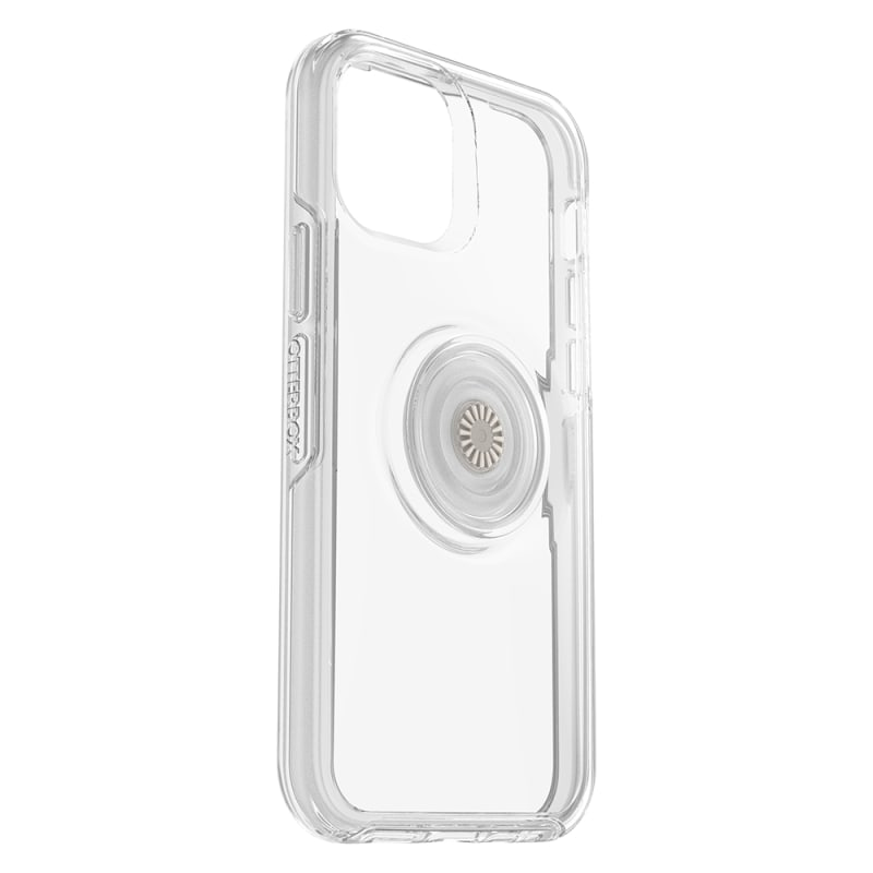 OtterBox Otter+Pop Symmetry Case for iphone 1212Pro-clear front