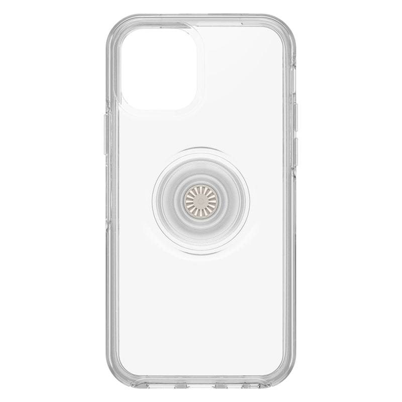 OtterBox Otter+Pop Symmetry Case For iPhone 12 Pro Max - Clear