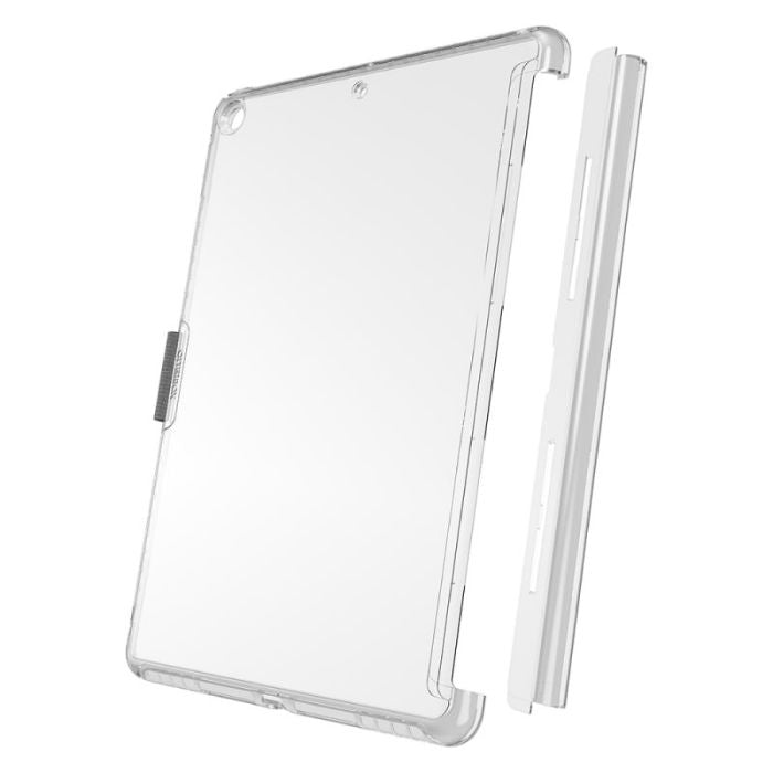 OtterBox Symmetry Case for iPad 7th/8th Gen (10.2) - Clear Apple