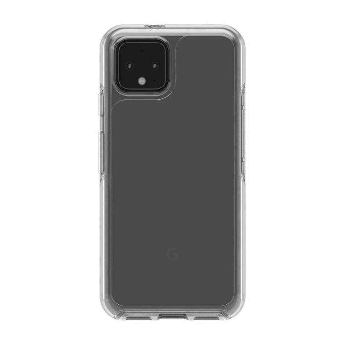 OtterBox Symmetry Clear Case For Google Pixel 4 - Clear device